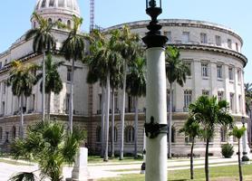 Capitolio Habana Gardens