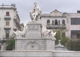 Fuente de la India Habana Vieja