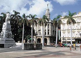 Jose Marti Memorial Old Havana