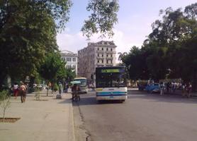 Parque la Fraternidad Habana Vieja