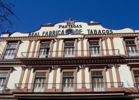 Partagas Factory Old Havana