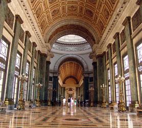 Room of lost steps Capitolio Havana