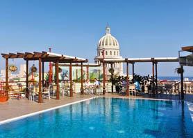 hotel saratoga Old havana